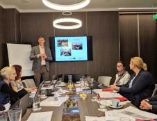 Įmonių tarptautiškumui skatinti – verslo konsultantų tinklas Baltijos jūros regione