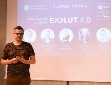 Kauno mokslo ir technologijų parke startavo programa EVOLUT 4.0 jauno verslo komandoms