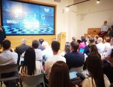 """V. Šapoka apie Fintech: """"Būtina išlaikyti pusiausvyrą tarp inovacijų ir rizikų valdymo"""""""