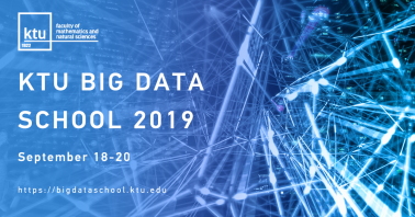 KTU Big Data School 2019
