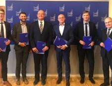 Planuojama kurti elektroninį kelių važtaraštį tarp Baltijos ir Šiaurės Europos valstybių