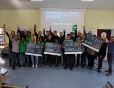 Uosto technologijų hakatone triumfavo Klaipėdos universiteto atstovai