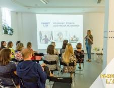 Kaune pristatyta inovatyvi kūdikių ir vaikų ugdymosi metodika