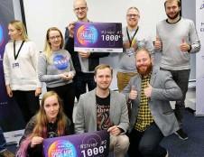"""NASA """"Space Apps"""" hakatoną Lietuvoje nugalėjo Mėnulio ir egzoplanetų entuziastai"""