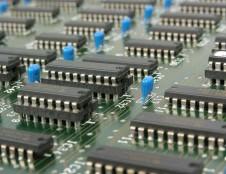 Vokiečiai ieško elektroninių komponentų gamintojų