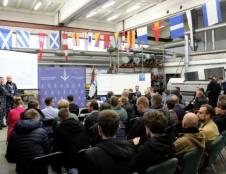 """Lietuvos gynybos technologijų kūrybos stovykloje – hakatone """"Delta Navy"""" sugeneruota 11 produktų prototipų Lietuvos Karinėms jūrų pajėgoms"""
