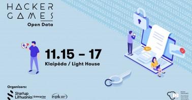 Atvirų duomenų hakatonas – naujos galimybės uostamiesčiui ir jo startuoliams