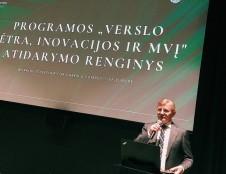 Ateities verslas: žalias ir inovatyvus