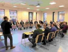 KMTP vykusio susitikimo dėmesio centre – biomasė