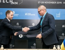 Lietuva ir Ukraina bendradarbiaus skatinant technologijų proveržį