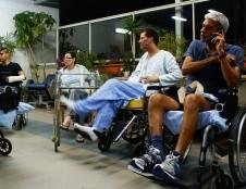 Ispanai ieško reabilitacijos centrų naujam prietaisui išbandyti