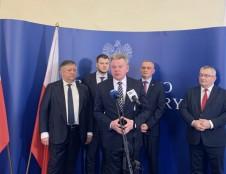 Susitikimuose su Lenkijos, Ukrainos ir Baltarusijos transporto ministrais aptarti aktualūs klausimai