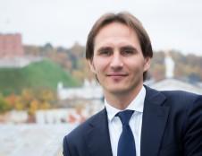 Lietuvos banko valdybos narys M. Jurgilas: Lietuvai būtina investicinė strategija