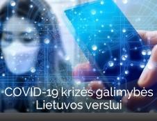 Lietuvos inovacijų centras skelbs apie tarptautines galimybes šalies verslams pandemijos laikotarpiu