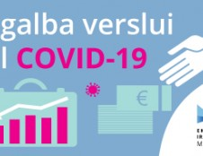 Informacija verslui dėl COVID-19