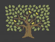 Mobili vaikščiojimo programėlė skatina auginti virtualius medžius