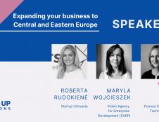 Kodėl startuoliams verta plėstis vidurio ir rytų Europoje?