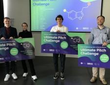 """""""Ultimate Pitch Challenge"""" paaiškėjo gyvybės mokslų inovatorių konkurso nugalėtojai"""