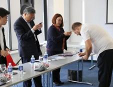 Klasteris TOOLAS aptarė bendradarbiavimo galimybes su Taivanu