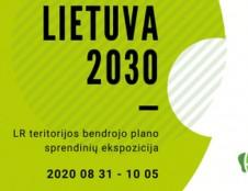 Būsimo Lietuvos teritorijos bendrojo plano ekspozicija skirta skatinti visuomenę įsitraukti planuojant šalies ateitį