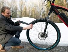 Norvegijos MVĮ ieško partnerių naujoviškos dviračių padangų technologijos platinimui