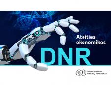 Ateities ekonomikos DNR: verslo proveržį užtikrins skaitmeninės inovacijos