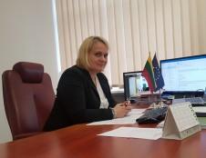 Prie EBPO ministrų apskritojo stalo – ir Lietuvos žodis
