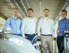 Investicijos į įmones didina sprendimų automobilių taršai mažinti skaičių