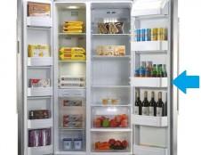 Kinai ieško partnerių, kurie galėtų pasiūlyti naują šaldytuvams skirtą butelių laikymo mechanizmą