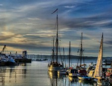 Mažesnė tarša Klaipėdos uosto įmonėse pasitelkiant naujas užsienio partnerių technologijas