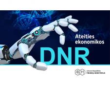 Ateities ekonomikos DNR: inovacijos sveikatos apsaugos srityje ir geresnis susisiekimas oro transportu