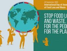 Visuomenė kviečiama prisidėti kovojant su maisto švaistymu
