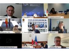 Aptartos ES ekonomikos gaivinimo priemonės Sanglaudos politikos srityje