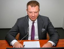 """""""MoneyFest by Money2020"""" konferencija: V. Šapoka pristatė Lietuvos pasiekimus Fintech inovacijų srityje"""