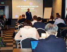 Pirmoji mentorystės programa Lietuvoje sutelkė perspektyvias gyvybės mokslų startuolių iniciatyvas