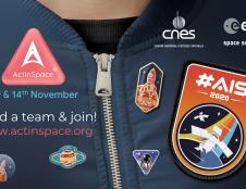 Suburk savo komandą ir dalyvauk ActInSpace® hakatone lapkričio 13-14 d.!