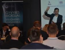 Verslo mentorius Michal Wlodarski: sėkmingam startuoliui būtinas vadovas – misionierius