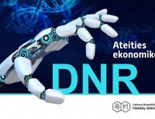 Ateities ekonomikos DNR: žalia šviesa kosmoso sektoriaus plėtrai Lietuvoje