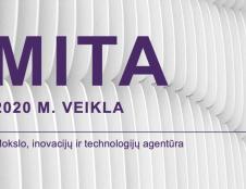 Mokslo, inovacijų ir technologijų agentūra (MITA) pristato 2020-ųjų rezultatus
