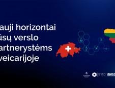 Gyvybės mokslų industrijos įmonės kviečiamos į verslo misiją Šveicarijoje