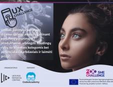 Atrinkti 8 įmonių iššūkiai UX Challenge hakatonui, dabar vykdoma sprendėjų atranka