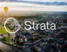 Pradeda veikti nauja STRATA struktūra