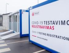 Keliauti saugiai bus patogiau: pradedamos teikti COVID-19 testavimo paslaugos greta Vilniaus oro uosto