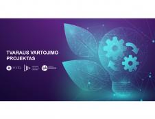 Lietuvos įmonės kviečiamos dalyvauti tvaraus vartojimo projekte