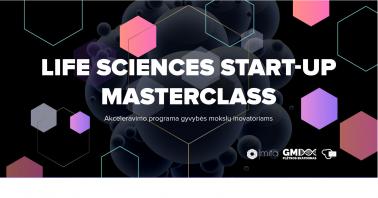 Life Sciences Start-up MasterClass 2021