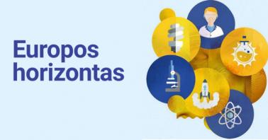 """Sėkmingos paraiškos rengimas programai """"Europos Horizontas"""""""