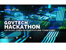 """Kviečiame į virtualų GovTech hakatoną """"Let's Co-create Our Future Together!"""""""