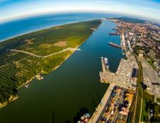 Investicijos į Klaipėdos uostą: bangolaužių rekonstrukcija, akvatorijos gilinimas