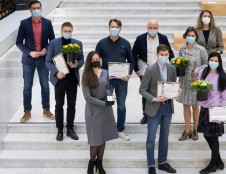 Spaudos atgavimo dieną – apdovanojimai už Europos Sąjungos investicijų analizę