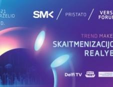"""LVPA papasakojo apie skaitmeninimo priemones renginyje """"Trend Makers: skaitmenizacijos realybė"""""""